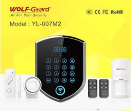3G WiFi PSTN(Contact ID) Alarm System YL-007WM2,3G WiFi PSTN(Contact ID) Alarm System,alarm syst ...