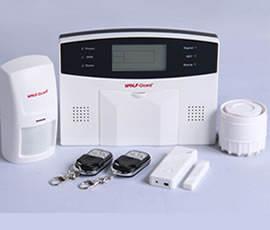 PSTN Alarm system with LCD dispay and Voice YL-007ZX,PSTN Alarm system with LCD dispay and Voice ...