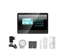 PSTN Auto Dial Alarm System YL-007K5,PSTN Auto Dial Alarm System,alarm systems,burglar alarm,GSM ...