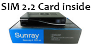 Sunray SR4 800SE and SIM A8P 800 hd se,AZbox FTA Box DM500 HD FTA receiver ,wholesale cheap disc ...