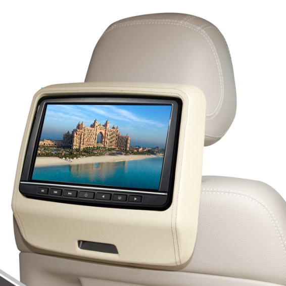 10.6 inch HD Headrest DVD with HDMI/Touch button