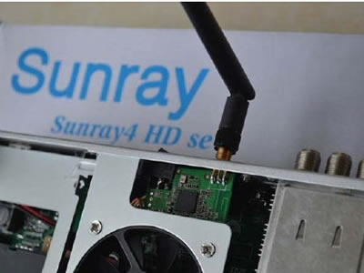 SUNRAY SR4 V2 800 HD SE SIM 2.2 HDMI WIFI 1GB Rev.E DVB-T DV-S2,DVB-C,Flash 1Gb,Ram 512MB,REV. E ...