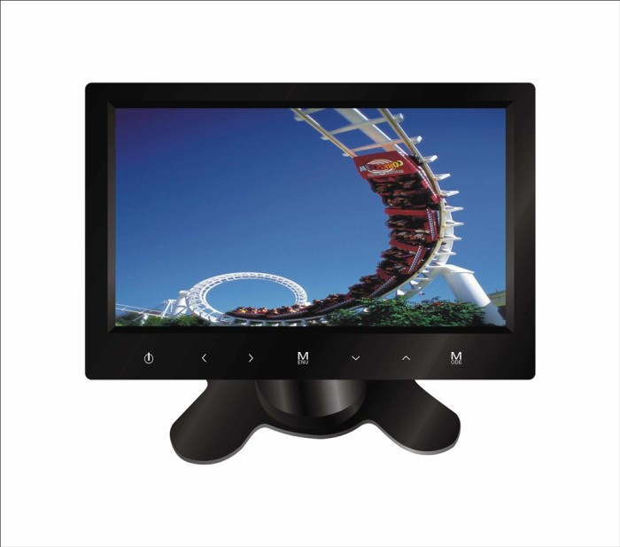 9 inch in car rearseat headrest DVD Player