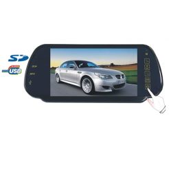 Rearview Mirror DVR